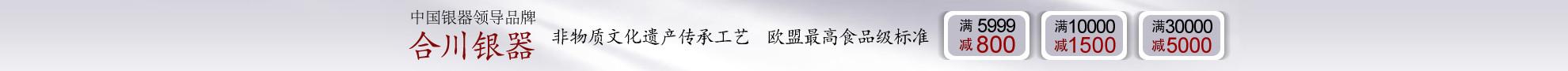中国银器领导品牌
